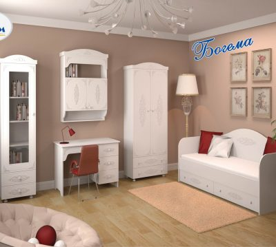 Модульна мебель Богема 1