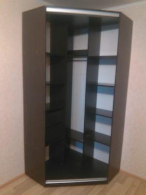 Угловой шкаф-купе ВУ1100+В35