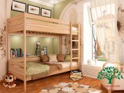 Кровать Дуэт без ящиков 2