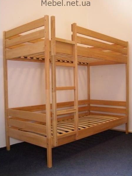 Кровать Дуэт без ящиков 3