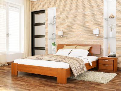 Кровать Титан (щит) - ольха (105)