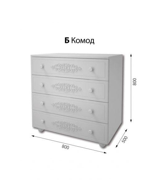Б Комод
