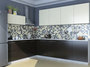 Кухня Хай-тек-1