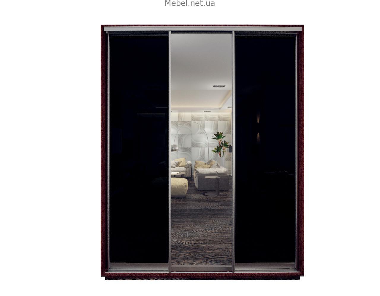 3-дверные шкафы-купе (190-270 см)
