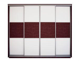 4-дверные шкафы-купе (280-400 см)