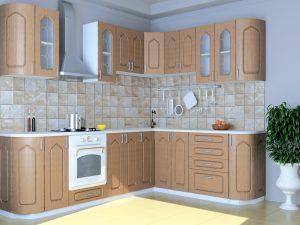 Готовая кухня Арт-Классик-1