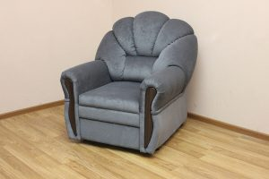 Кресло Алиса (ткань-кордрой 465)