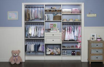 Как выбрать шкаф-купе для детской?