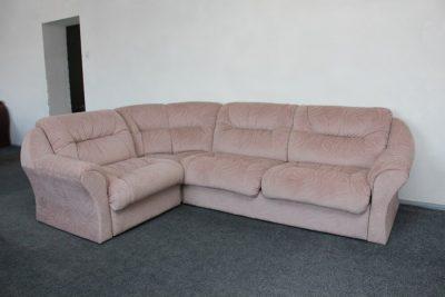 Угловой диван Диана (в ткани бриз бизе)