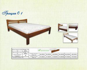 Кровать Грация С1