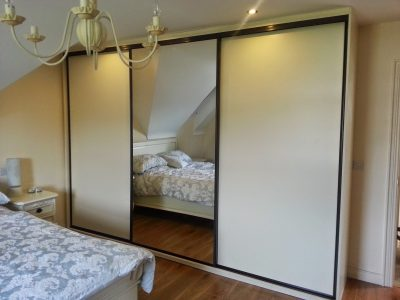 Perfect sliding wardrobe