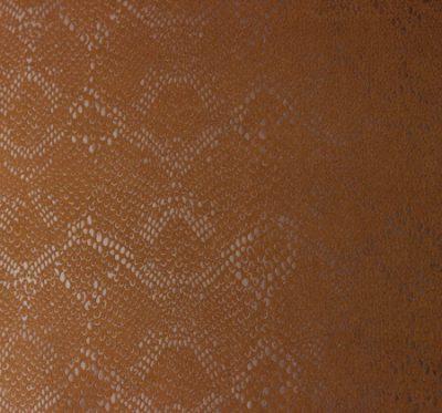 Ткань Альфа Rust - велюр шлифованный