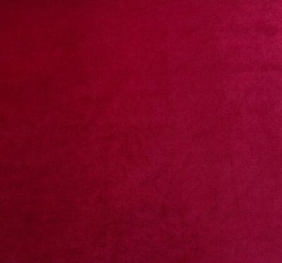 Ткань Альмира 16 Poppy Red - велюр вязаный