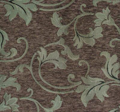 Ткань Бостон Berry - шенилл