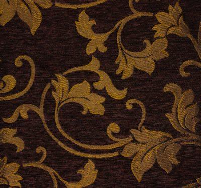 Ткань Бостон Brown - шенилл