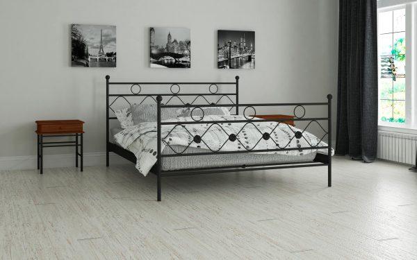 Кровать Бриана - черный (2)