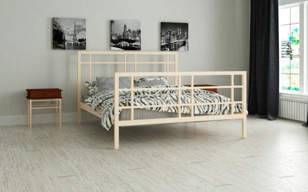 Кровать Дейзи - бежевый