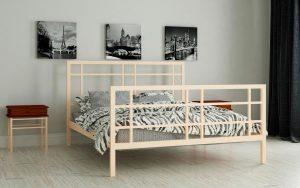Кровать Дейзи - бежевый (2)