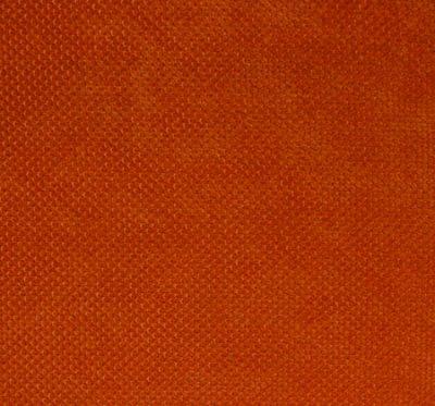 Ткань Дели 13 Orange - велюр шлифованный