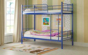 Кровать Емма - синий