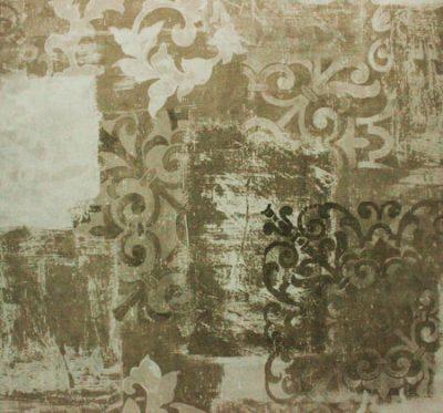 Ткань Фиона Vintage Beige - велюр шлифованный