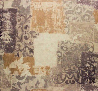 Ткань Фиона Vintage Violet - велюр шлифованный