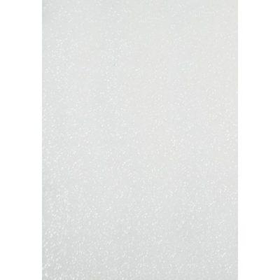Галактика белая - WHITE SPARKLE - мет. - 3 категория