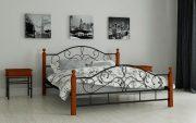 Кровать Гледис - черный