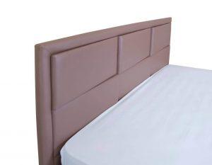 Мягкая кровать Агата с подъемным механизмом - изголовье