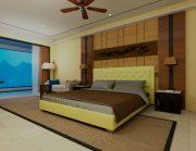 Кровать Аполлон - бежевый