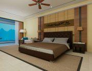 Кровать Аполлон - коричневый