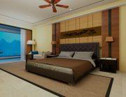 Кровать Аполлон - серый