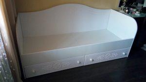 Кровать Богема (односпальная)