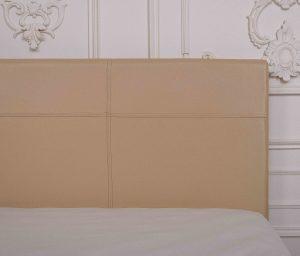 Мягкая кровать Каролина - фото 3 - изголовье