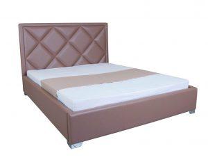 Мягкая кровать Доминик - фото 1