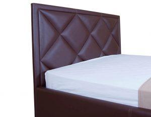 Мягкая кровать Доминик с подъемным механизмом - изголовье
