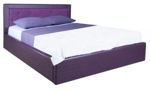 Мягкая кровать Флоренс с подъемным механизмом - фото 1