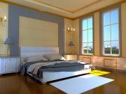 Кровать Гера - белый