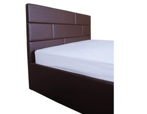 Мягкая кровать Джина с подъемным механизмом - изголовье