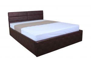 Мягкая кровать Джессика с подъемным механизмом - с матрасом - 3