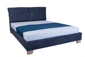 Мягкая кровать Мишель - фото 1