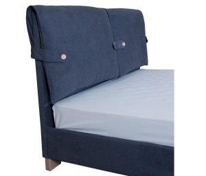 Мягкая кровать Мишель - фото 2 - изголовье