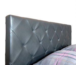 Мягкая кровать Моника - фото 2 - изголовье
