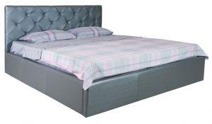 Мягкая кровать Моника с подъемным механизмом - фото 1