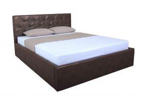 Мягкая кровать Моника с подъемным механизмом - фото 2