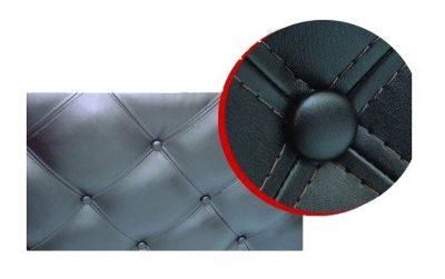 Кровать Морфей (с подъемным механизмом) - пуговка