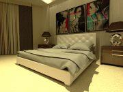 Кровать Морфей - белый