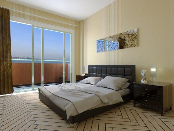 Кровать Спарта - черный