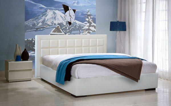 Кровать Спарта (с подъемным механизмом) - интерьер