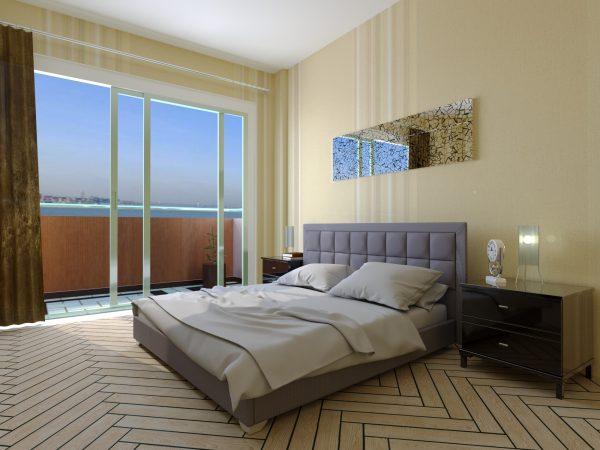 Кровать Спарта - серый
